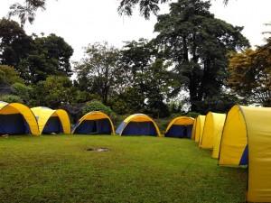 Camping Villa Bukit Hambalang