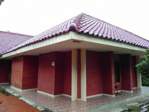 Fasilitas Villa Bukit Hambalang