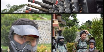 Paintball Villa Hambalang