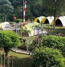 Camping Ground di Gadog Boemi Kaliandra Puncak yang dilingkar Hutan Alam